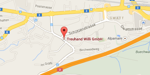 Treuhand Willi GmbH Etzelstrasse 57 1 CH 8808 Pfäffikon SZ